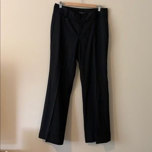 Banana Republic Martin fit pants with cuffed leg.